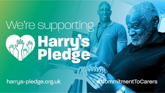 Harrys Pledge