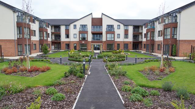 25 Sf Swallowdale Extra Care Scheme
